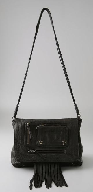 Jerome Dreyfuss Bruno Fringe Bag