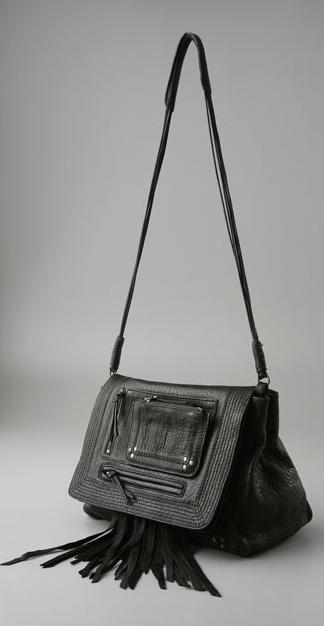Jerome Dreyfuss Fringe Bag